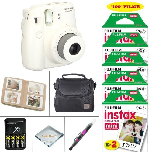 Fujifilm Instant 100 Piece Battery Accessories