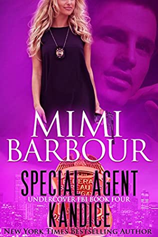 book cover of Special Agent Kandice