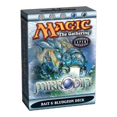Magic the Gathering MTG Mirrodin Bait & Bludgeon Theme Deck