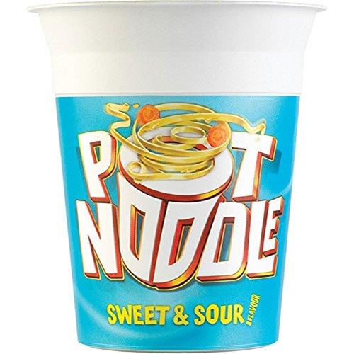 90g Pot (Pot Noodle Sweet & Sour (90g) - Pack of)