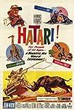 Hatari 11x17 Movie Poster (1962)