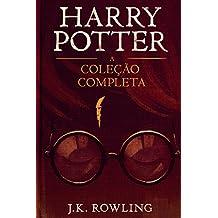 Harry Potter: A Coleção Completa (1-7) (Portuguese Edition)