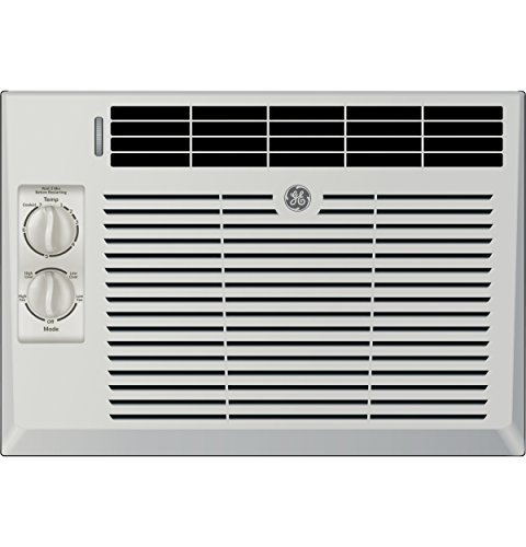 Find Discount General Electric 5,050 BTU Window Room Air Conditioner, AEV05LS