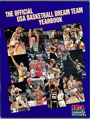 - 1992 USA Basketball Official Dream Team Yearbook