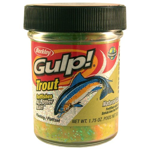 Gulp! Trout Dough (Rainbow Trout Bait)