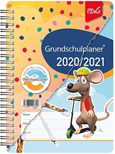 Grundschulplaner mit Frieda & Otto 2020/2021