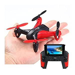 Mini Drone FPV Wltoys Q242G Cámara HD + Emisora con Pantalla LCD + ...