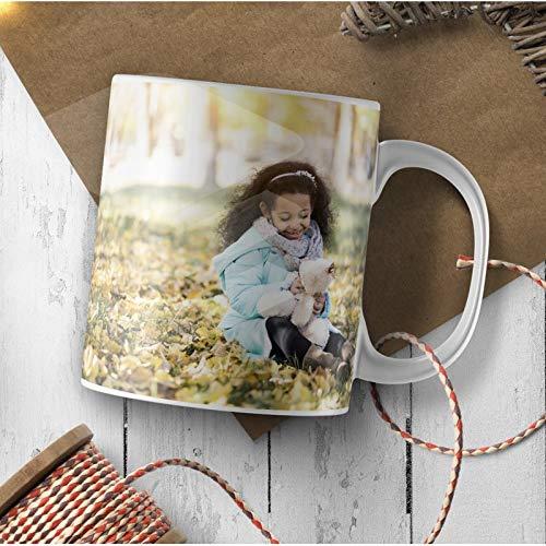 Taza de cerámica personalizada AAA: Amazon.es: Handmade