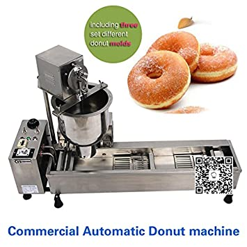 Yoli® Commercial Automatic Donut Machine,stainless Steel