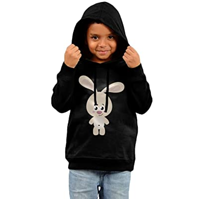 Baby Clothes Hooded Sweatshirt, Rabbit Cotton Infant Hoodie Tops For Boy Girls
