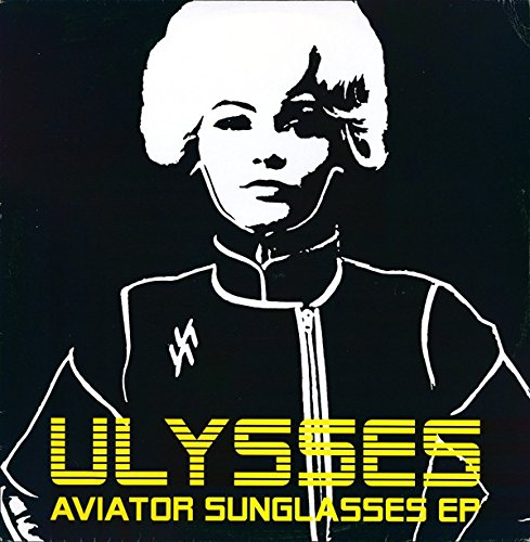 Ulysses - Aviator Sunglasses EP - Lasergun - LASERGUN - Sunglasses Aviator Net