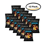 PACK OF 12 - Terra Mediterranean Real Vegetable Chips, 6.8 oz