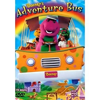 Amazon com: Barney: Adventure on the Bus: Barney: Movies & TV