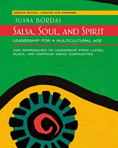 Search : Salsa, Soul, and Spirit: Leadership for a Multicultural Age