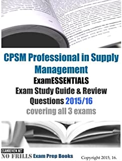 cpsm study guide 2nd edition robert b handfield 9780996043403 rh amazon com cpsm study guide security cpsm study guide ediction 2