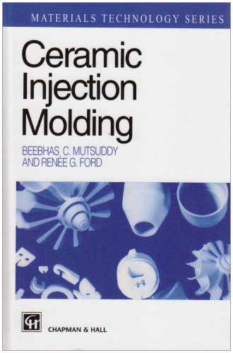 Ceramic Injection Molding (Materials Technology Series)