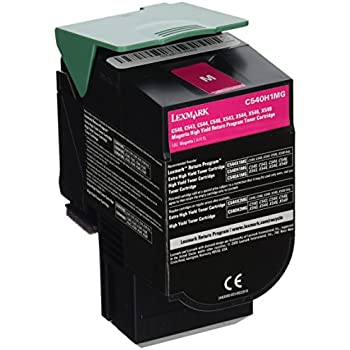 51YDqcS83ZL. SL500 AC SS350  - Great Deals for the C540H1MG Lexmark C544DN Magenta High Yield Toner Cartridge