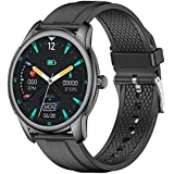 2021 Upgrade NiceFuse Smart Watch, Activity Tracker Fitness Tracker with Heart Rate Blood Pressure Sleep Monitor, IP68 Waterp