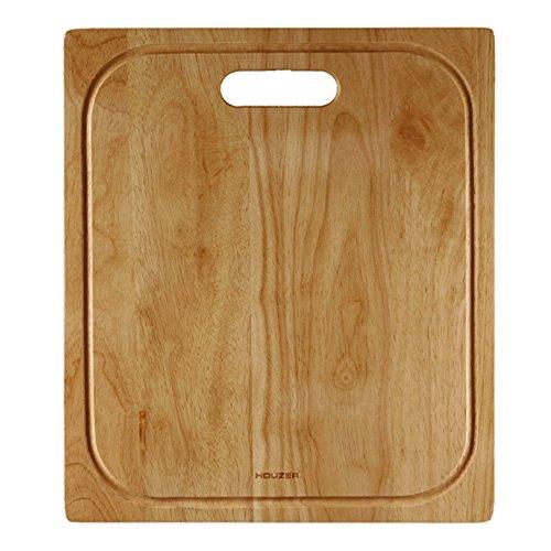 Houzer CB-3300 Endura Series In-Sink Oak Cutting Board for MB-3300 Undermount Sink