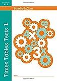 Times Tables Tests 1: KS1/KS2 Maths, Ages 5-8
