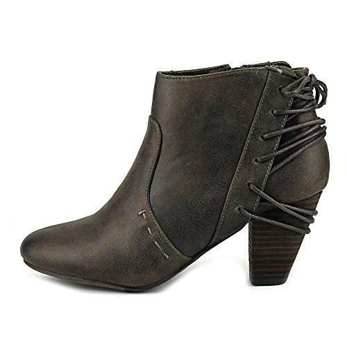 Dark Milla Bootie Ankle Women's Brown Report xZIqBO5