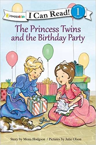 DJVU The Princess Twins And The Birthday Party (I Can Read! / Princess Twins Series). types analysis simple Standard first