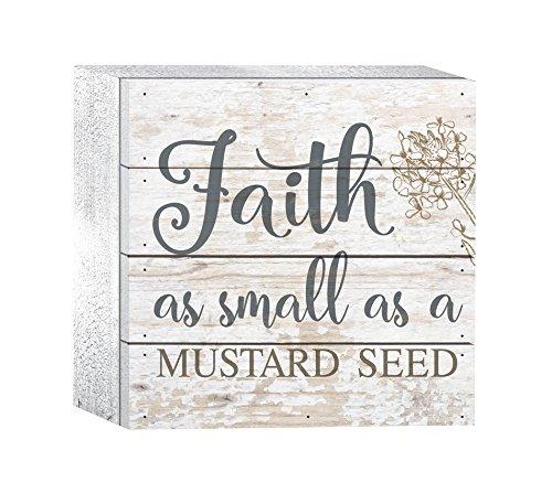 P. GRAHAM DUNN Faith as Small as a Mustard Seed