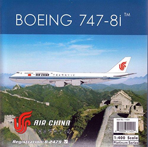 Air 400 Phoenix (PHX1703 1:400 Phoenix Model Air China Boeing 747-8i Reg #B-2479 (pre-painted/pre-built))