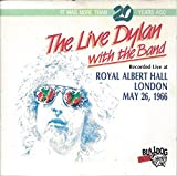 The Live Dylan with the Band Royal Albert Hall London May 26, 1966 Bulldog Records 1987 Fonitcetra Milano Italy Suze Rotolo RARE RARE RARE