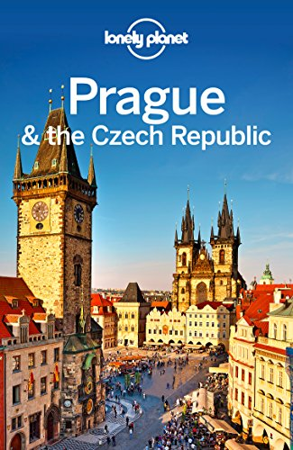 Lonely Planet Prague & the Czech Republic (Travel Guide) cover