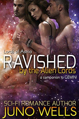 Ravished Alien Lords Menage Romance ebook product image