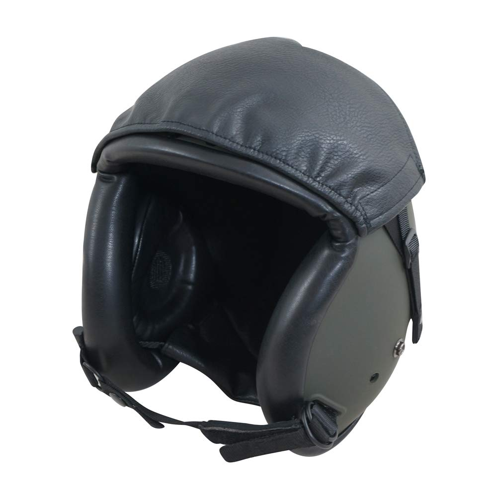 HGU-84P Helicopter Pilot Helmet airsoft ABS replica green