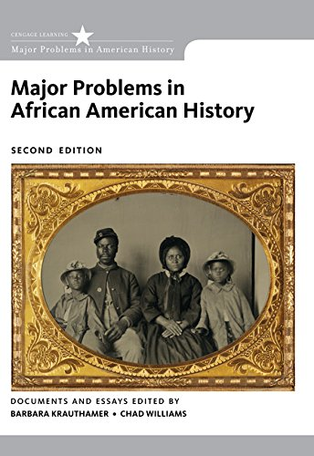 Books : Major Problems in African American History, Loose-Leaf Version