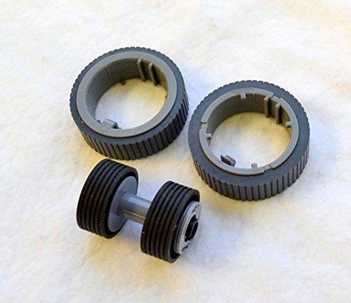Fujitsu Scanner Brake and Pick Roller Set Fi-7160 Fi-7180 Fi-7260 Fi-7280 (Brake Roller)