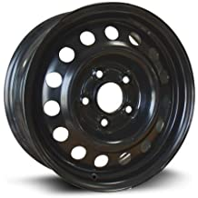 Steel Rim 15X6, 5X114.3, 67.1, +45, black finish (MULTI APPLICATION FITMENT) X45567