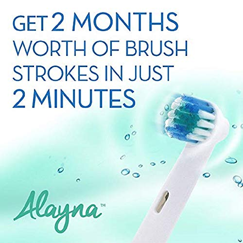 Generic Oral B Braun Compatible Electric Toothbrush Replacement Heads Brushes, 20 Pack of Brush Heads by Alayna (Image #5)