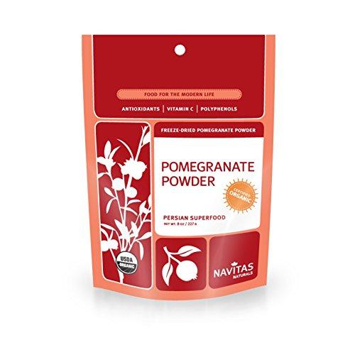 Organic Pomegranate Powder by Navitas Naturals