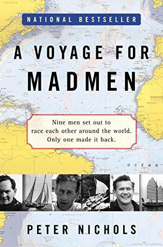 A Voyage For Madmen (True Blue Effect)