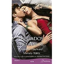 Legados do Amor 4 de 4: Harlequin Jessica Minissérie - ed. 14