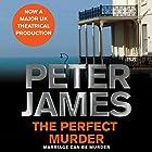 The Perfect Murder Hörbuch von Peter James Gesprochen von: Paul Panting