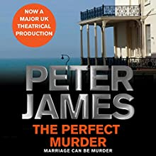 The Perfect Murder Audiobook by Peter James Narrated by Paul Panting