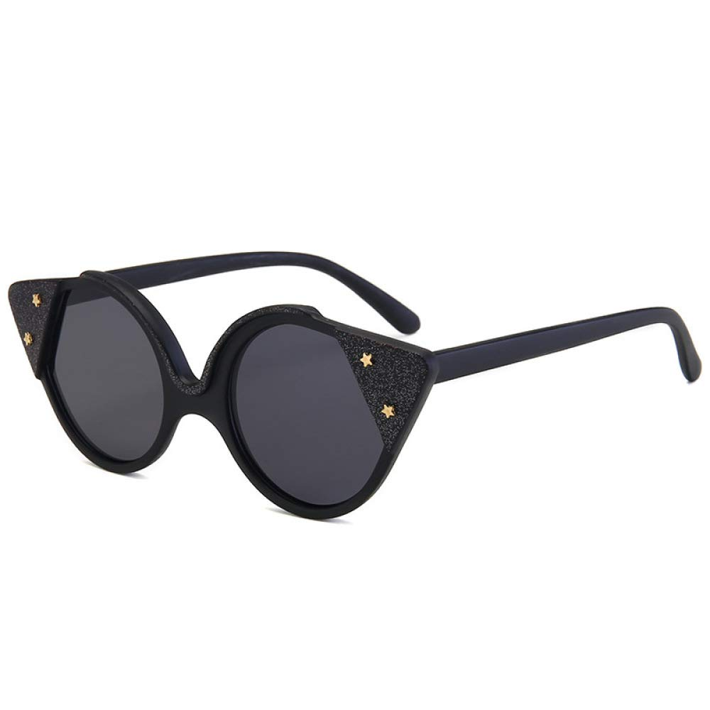 Yangjing-hl Gafas de Sol de Ojo de Gato de la Personalidad ...