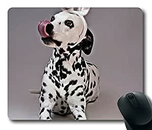 Lovely Dog ,Rectangle mouse pad