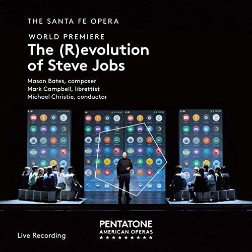 Bates: The (R)evolution of Steve Jobs by Pentatone