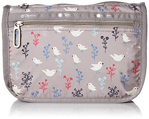 LeSportsac Essential Everyday Cosmetic, Song Birds