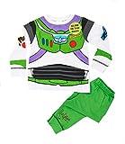 Kids Boys Fancy Dress Up Play Costumes / Pyjamas Nightwear Pj's Pjs Set Buzz Lightyear Party Size UK 18-24 Months