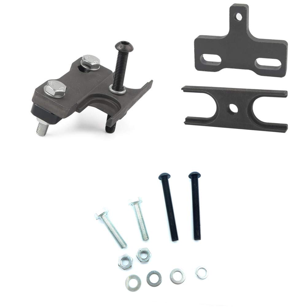 TIKSCIENCE Valve Spring Compressor Tool,Fit for Chevrolet LSX Camaro Corvette Engine Trans am GTO G8 CTS V GM Trucks LSX 4.8L 5.3L 5.7L 6.0L 6.2L LS LS1 LS2 LS3 LS6 67605