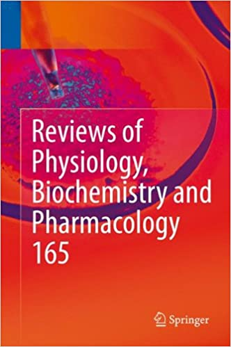 Ebook-Datei kostenlos herunterladen Reviews of Physiology, Biochemistry and Pharmacology, Vol. 165 in German PDF ePub