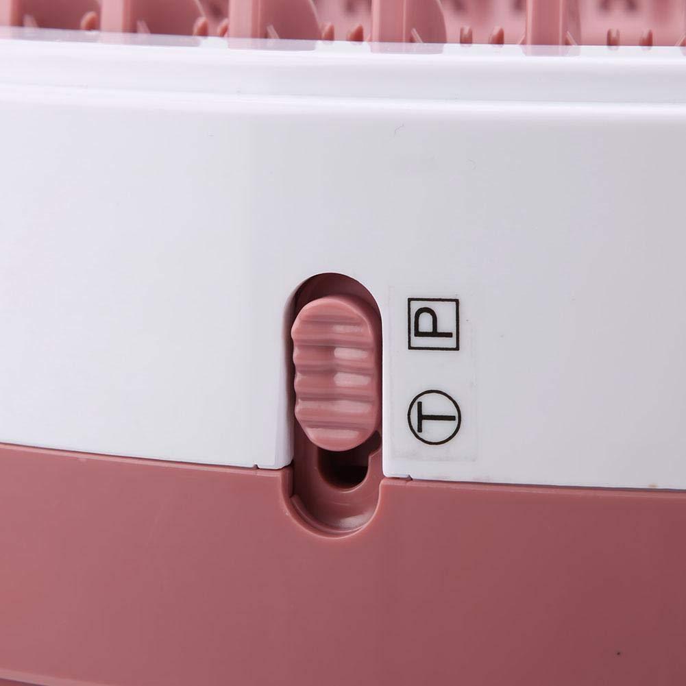 Tissage de Jouets /éducatifs pour Le Pull d/écharpes de Chapeau denfants Huakii Mini Machine /à Tricoter