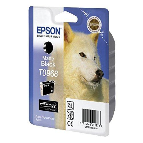 R2880 Matte - Epson T0968 Matte Black Ink Cartridge